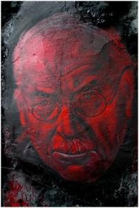 Portrait of Carl Jung