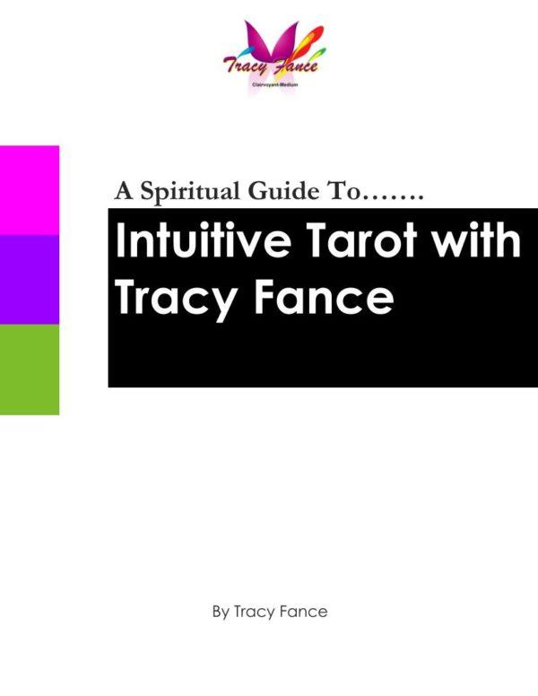 Intuitive Tarot eBook Cover