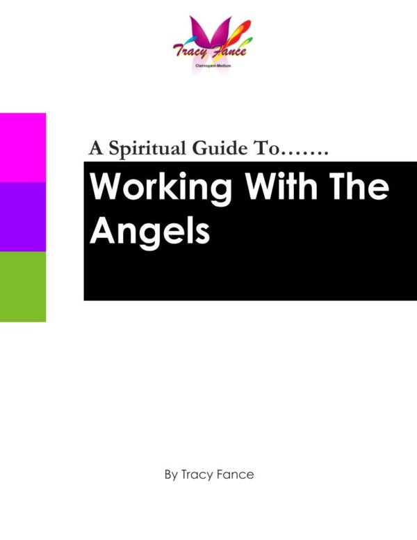 Working With The Angels eBook Cover