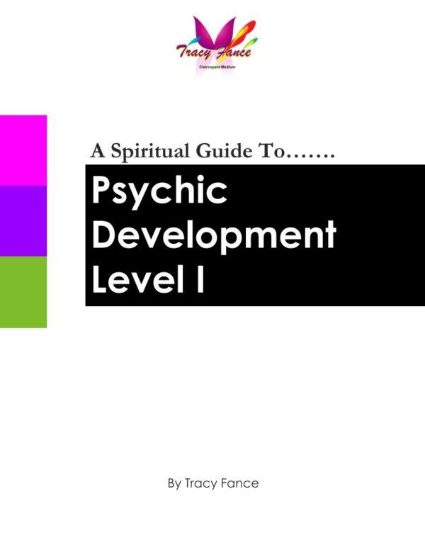 eBook Cover Psychic Development Level I