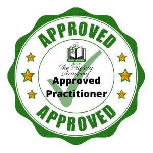 Badge of Accreditation for Tracy Fance Personal & Spiritual Coach